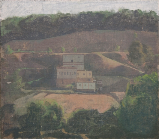Agriturismo (A View from Fattoria Luciana), 2015