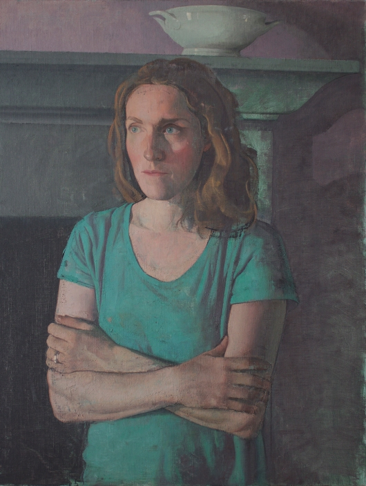 Portrait of beth bernhardt, 2016